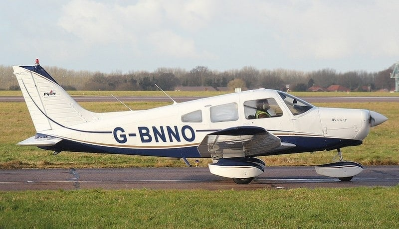 45 Minute PA28 Flight Lesson in Norwich-3