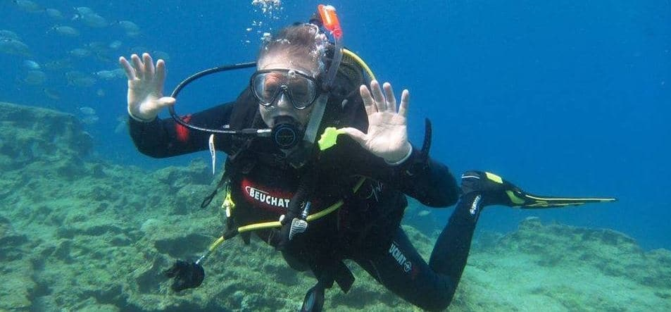 PADI Open Water Diving Course in Cheshire-1