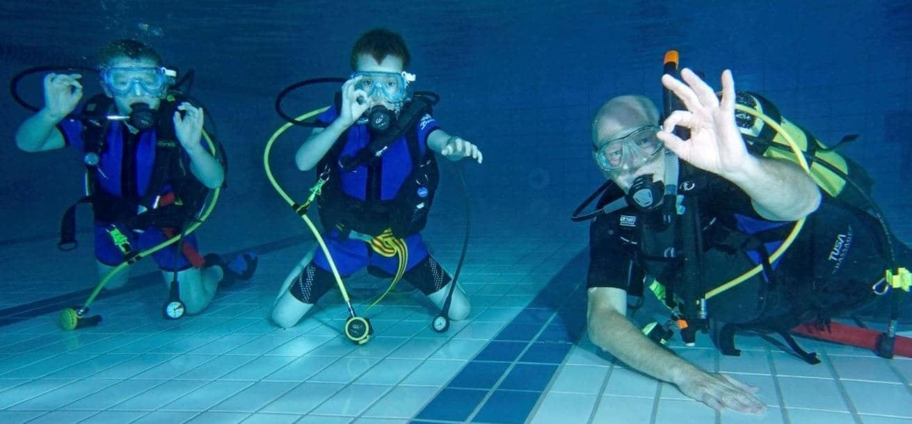 Introduction to Scuba Experience in Cheshire-2