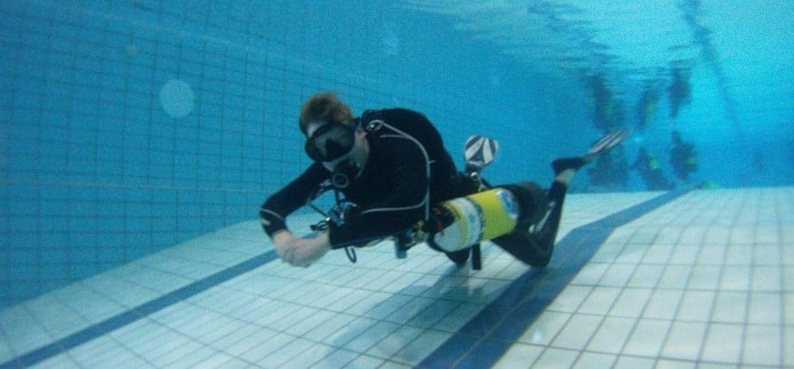 PADI Open Water Diving Course in Cheshire-2
