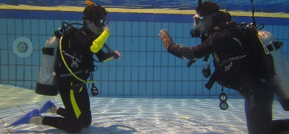 Scuba Diving Lesson For 2 Cambridgeshire