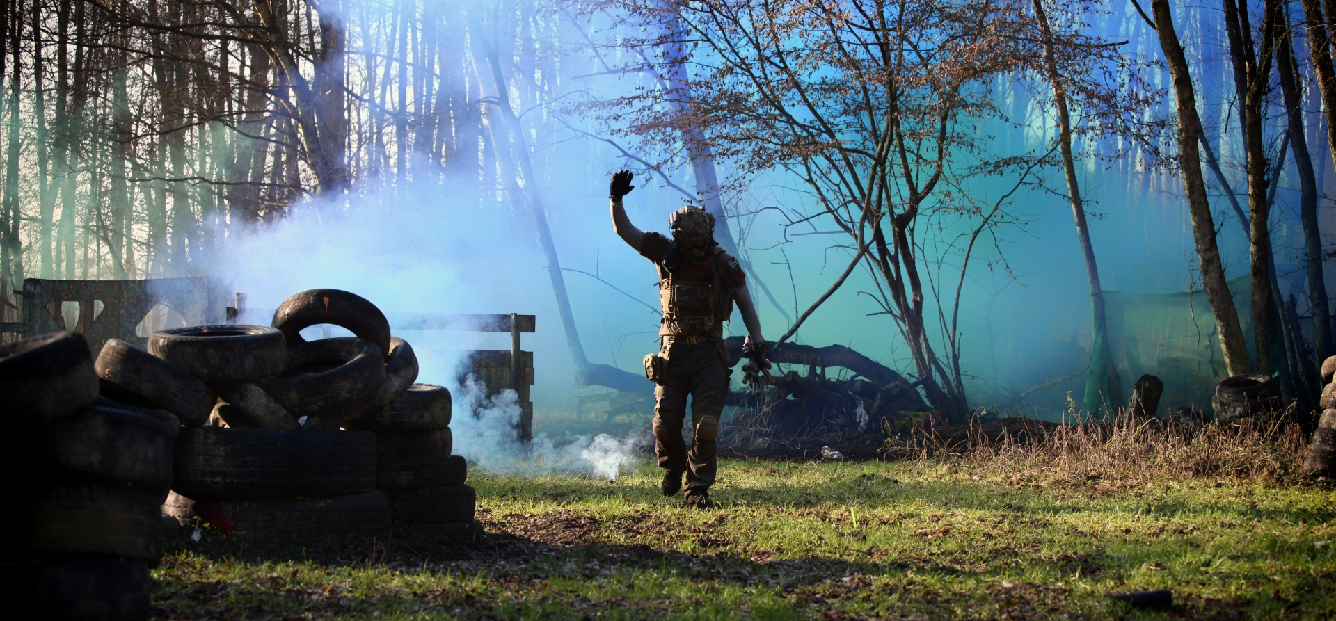 Half Day Paintballing Experience - Leeds