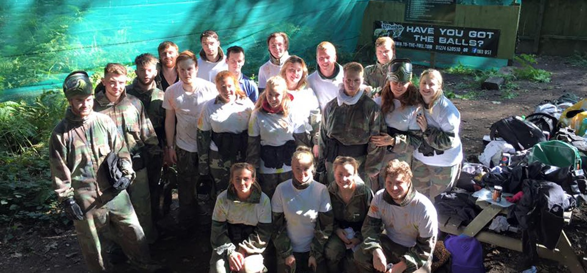 Half Day Paintballing Experience - Leeds-3