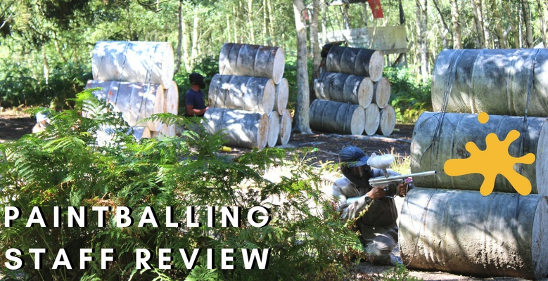 Staff Review: Paintballing