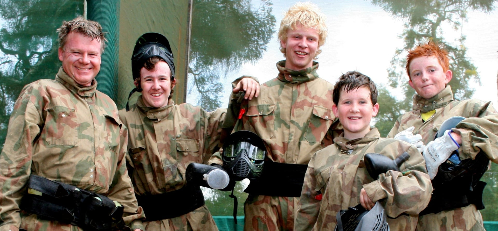 Full Day Paintballing Experience plus 100 Paintballs pp-10