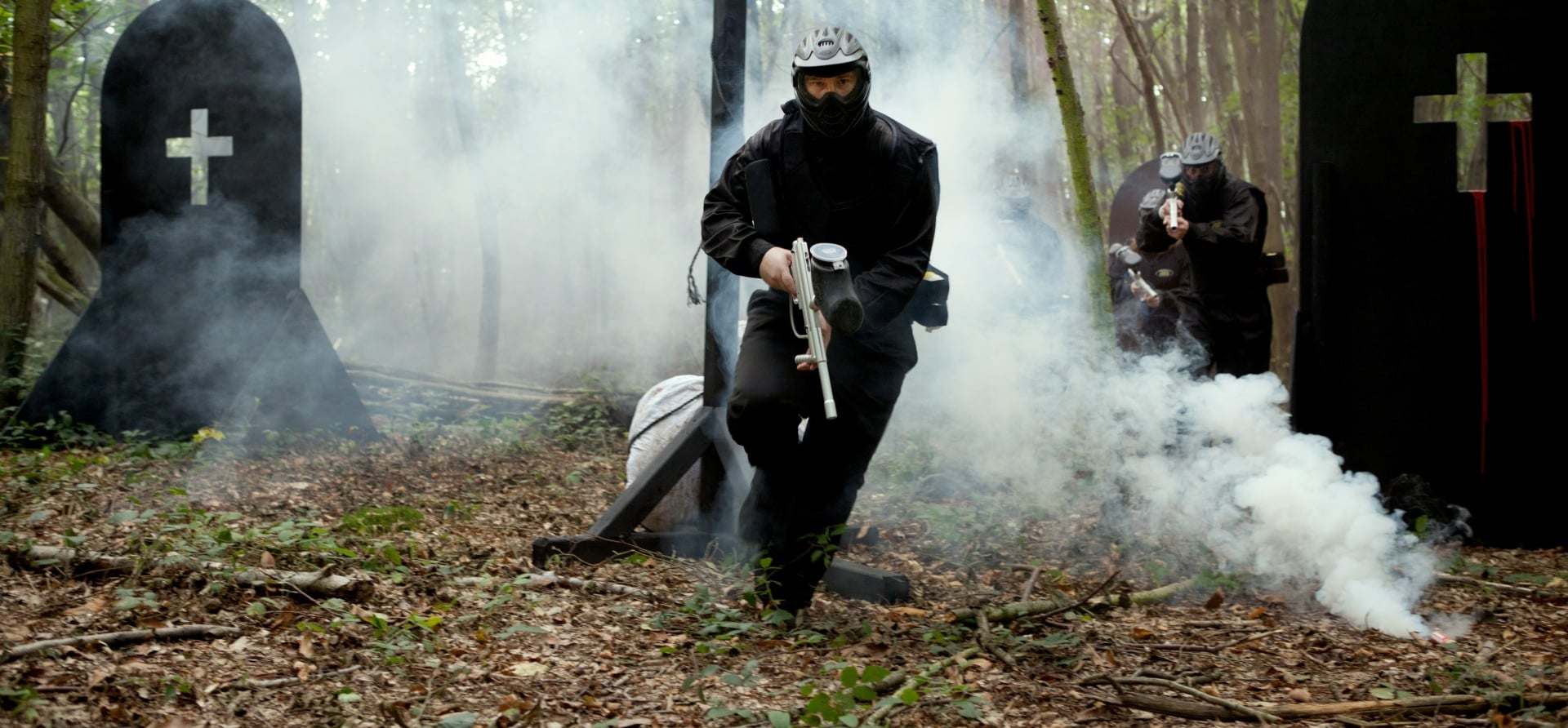 Full Day Paintballing Experience plus 100 Paintballs pp-3