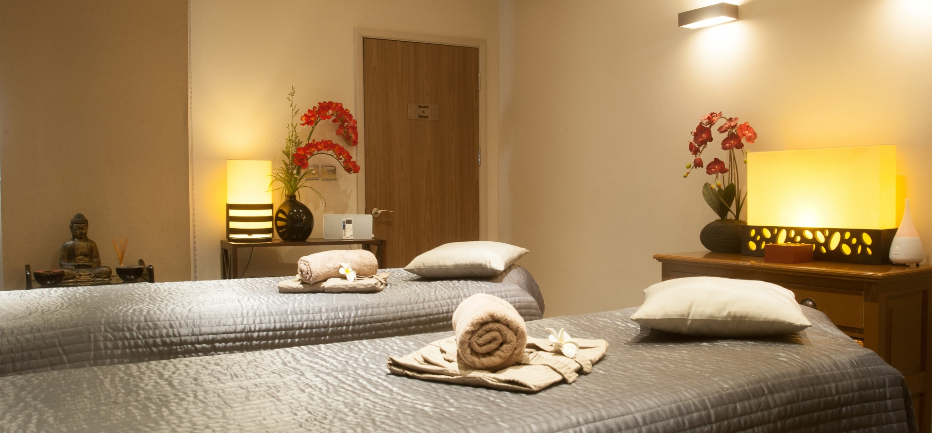 Couples Thai Oil Massage (60 minute) - Brighton-2