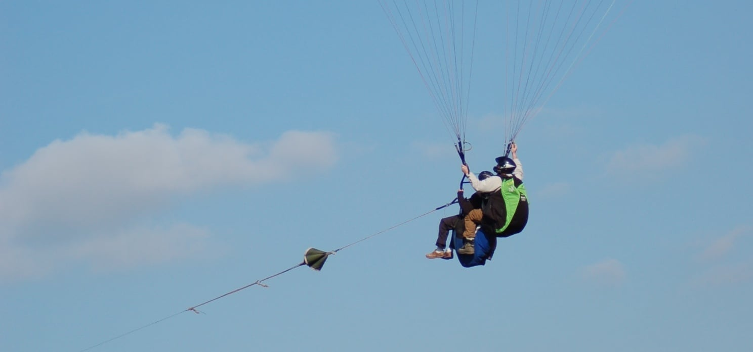 Paragliding Course Derbyshire - 1 Day Intro-3