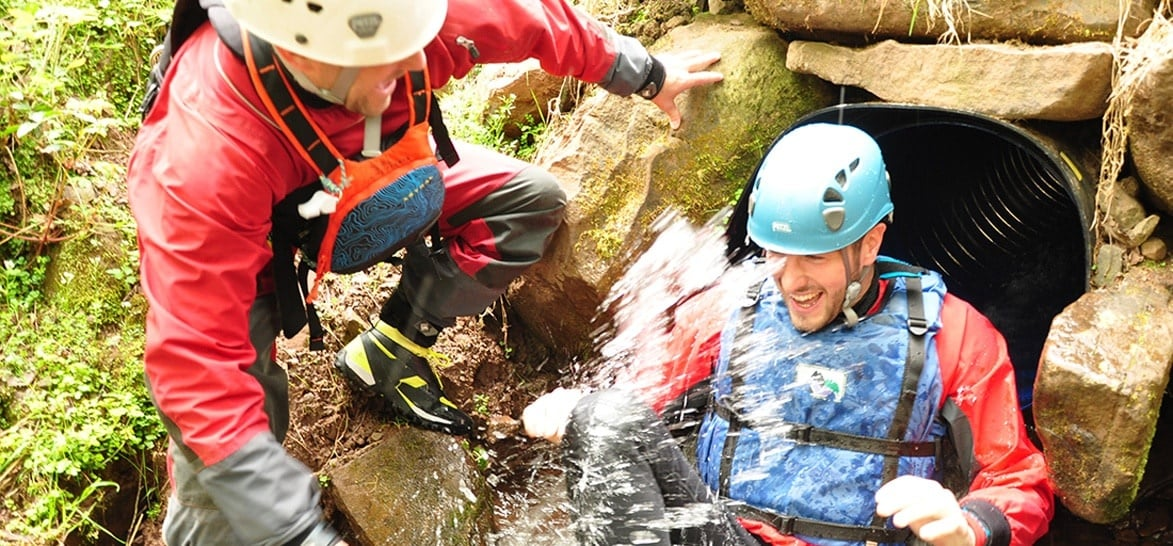 Gorge Walking Adventure for Two in Glamorgan - Full Day-2