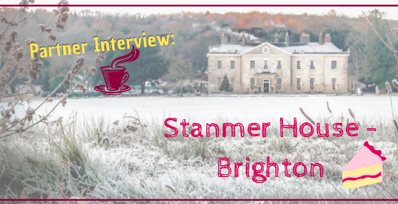 Partner Interview: Stanmer House - Afternoon Teas