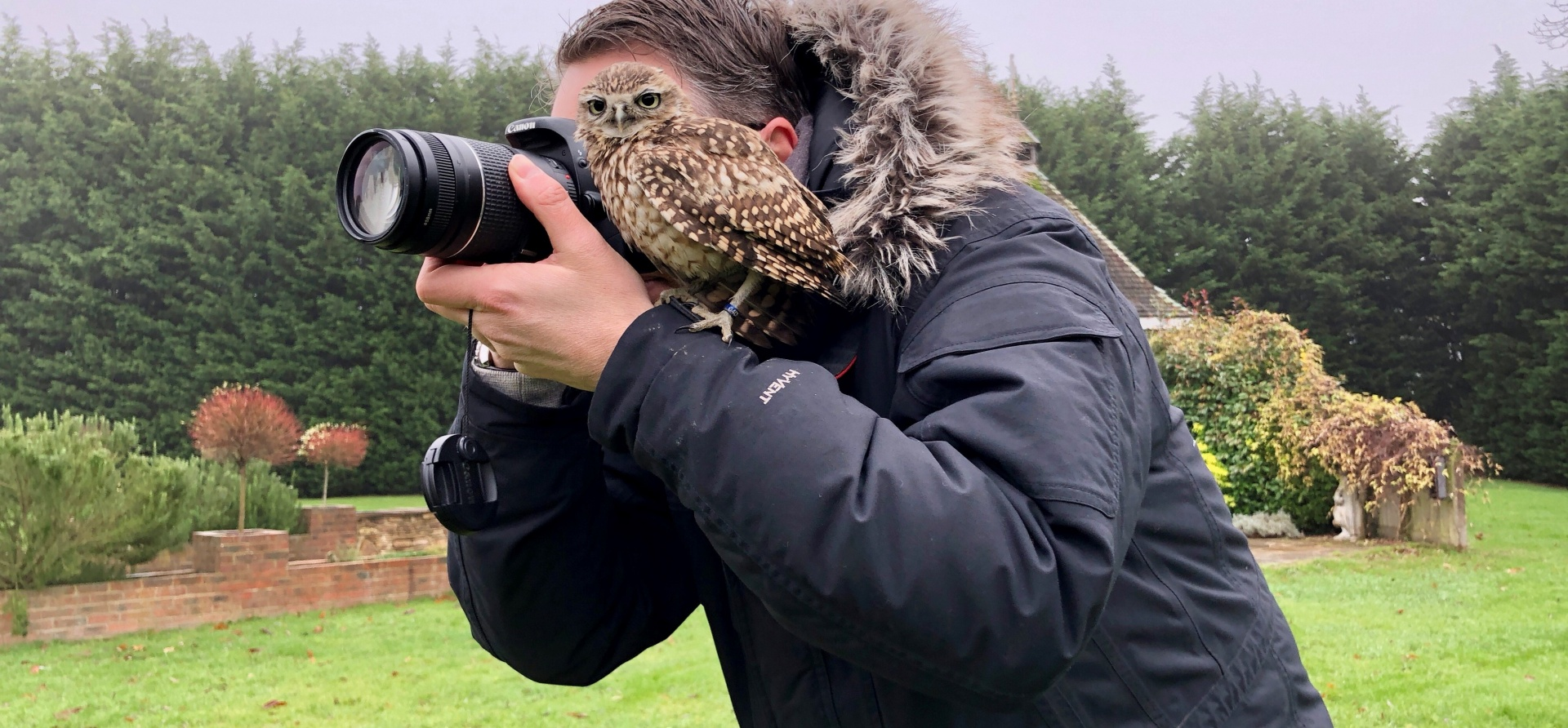 Private Family Owl Experience