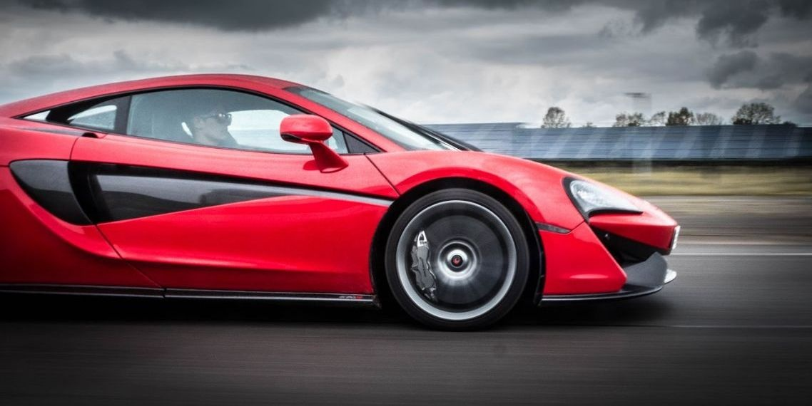 Five Platinum Supercar Driving Thrill With Hot Lap-6