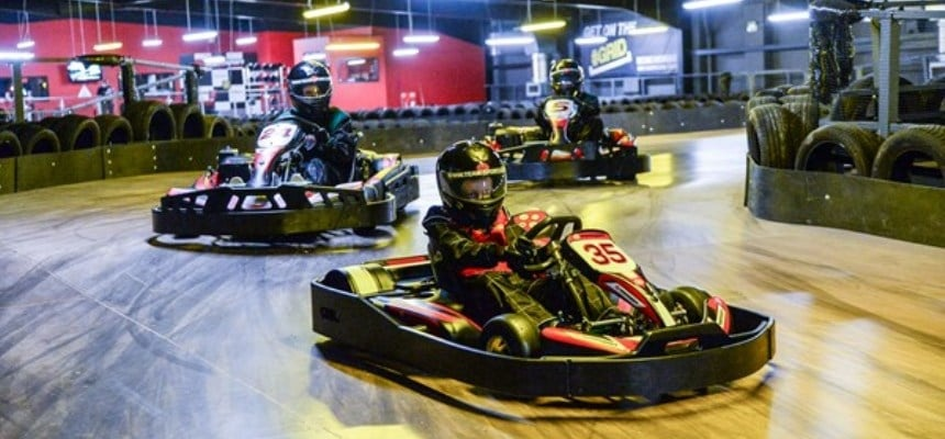 Junior Go Karting Experience Leeds-1