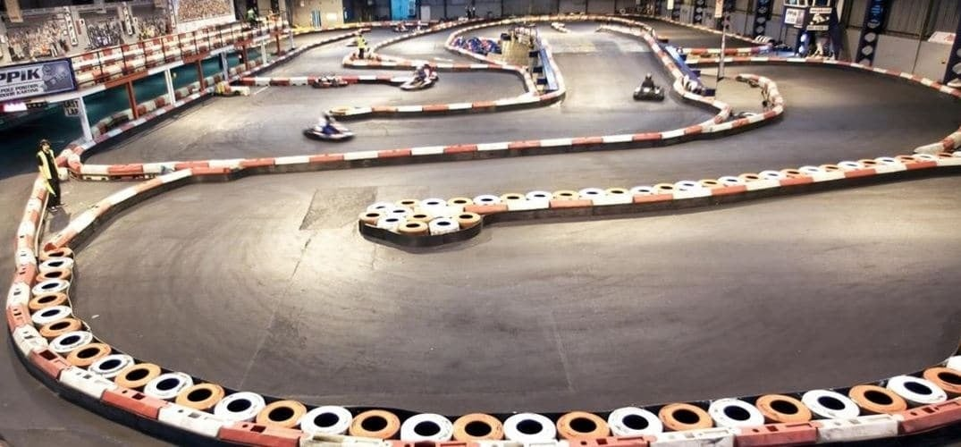 Junior Go Karting Experience Leeds-2