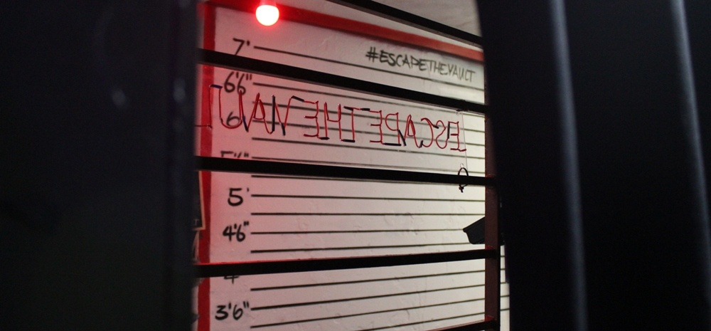Bank Heist Escape Room for 2 in Brighton-1