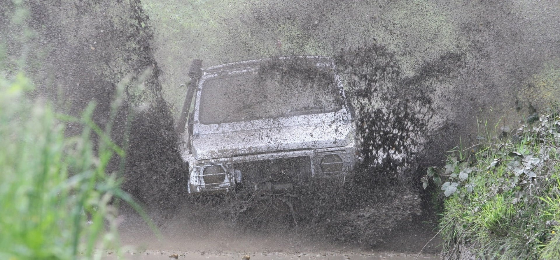 Private 1 Hour 4x4 Training - North Wales-3