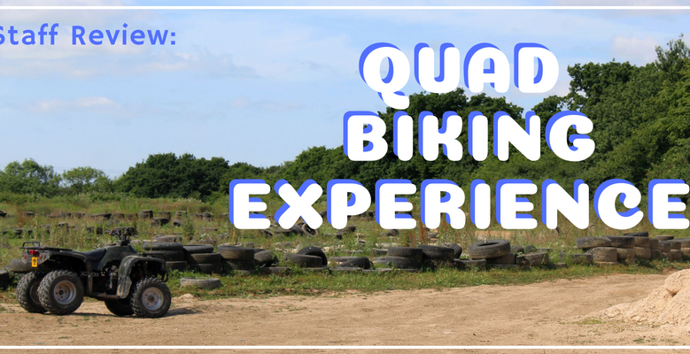 Staff Review: Quad Biking Experience