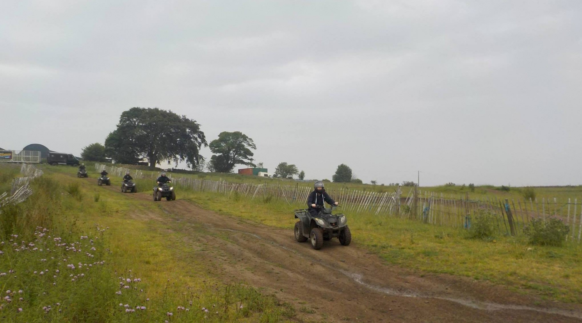 Quad Bike Experience in Durham-3