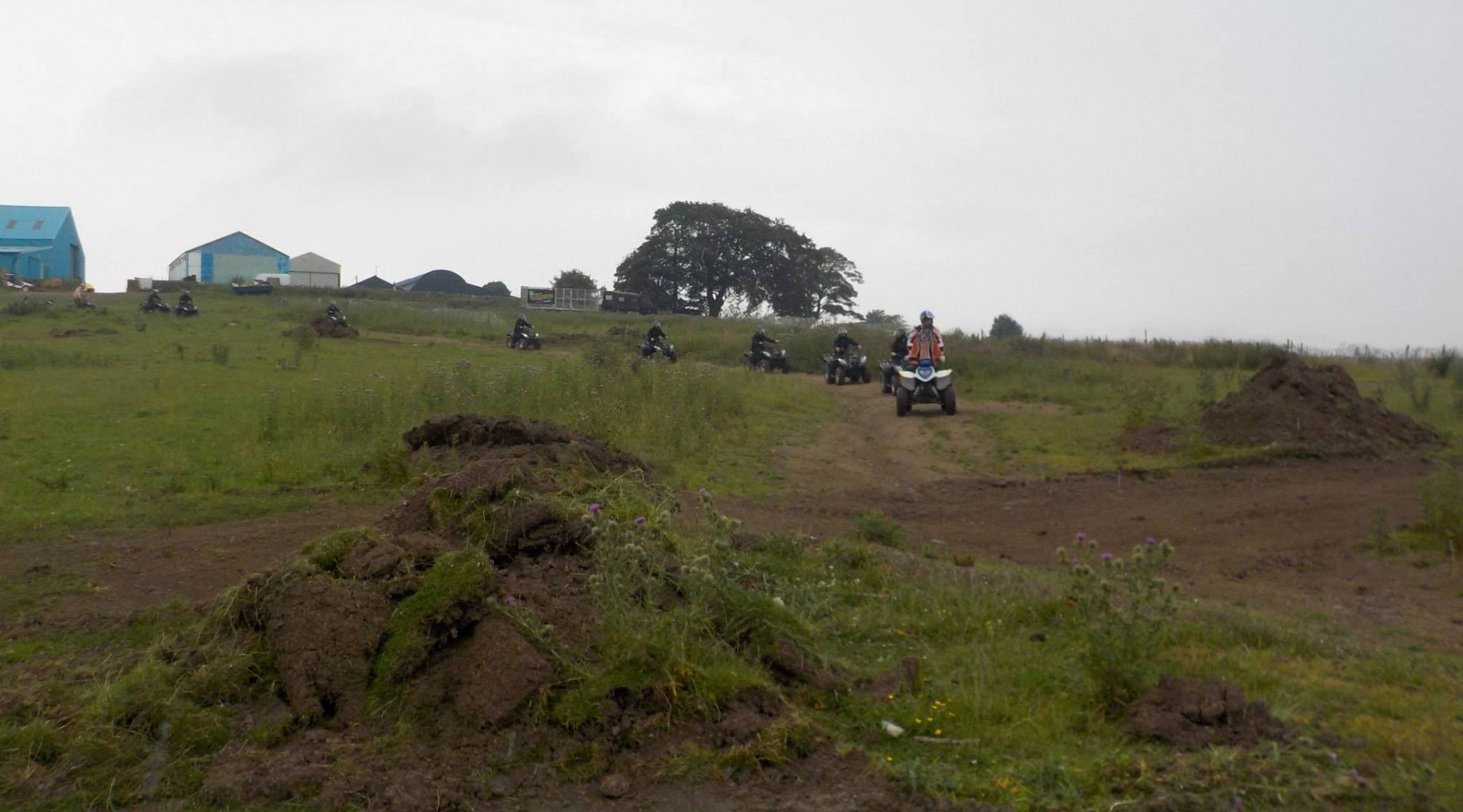 Quad Bike Experience in Durham-1