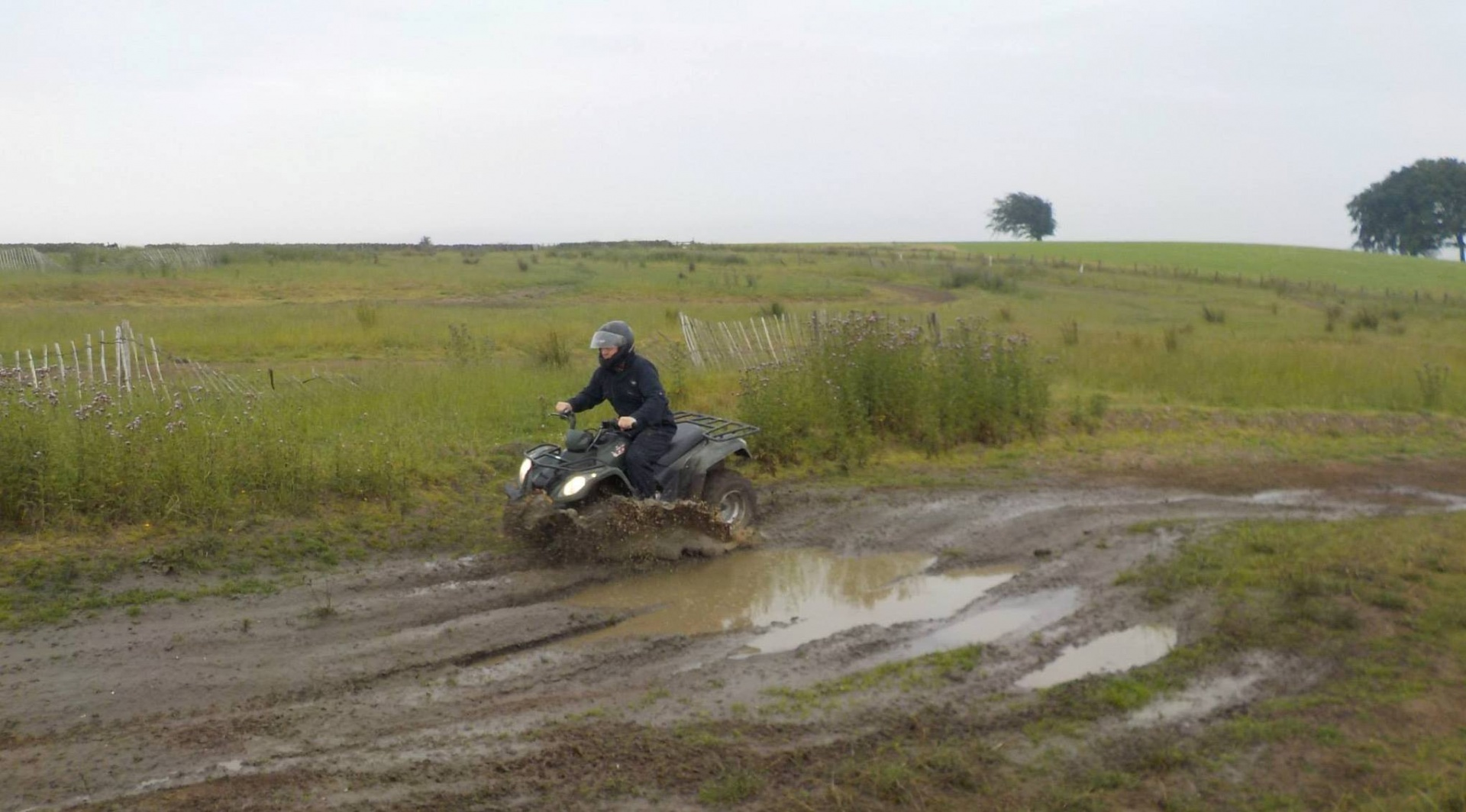 Quad Bike Experience in Durham-5