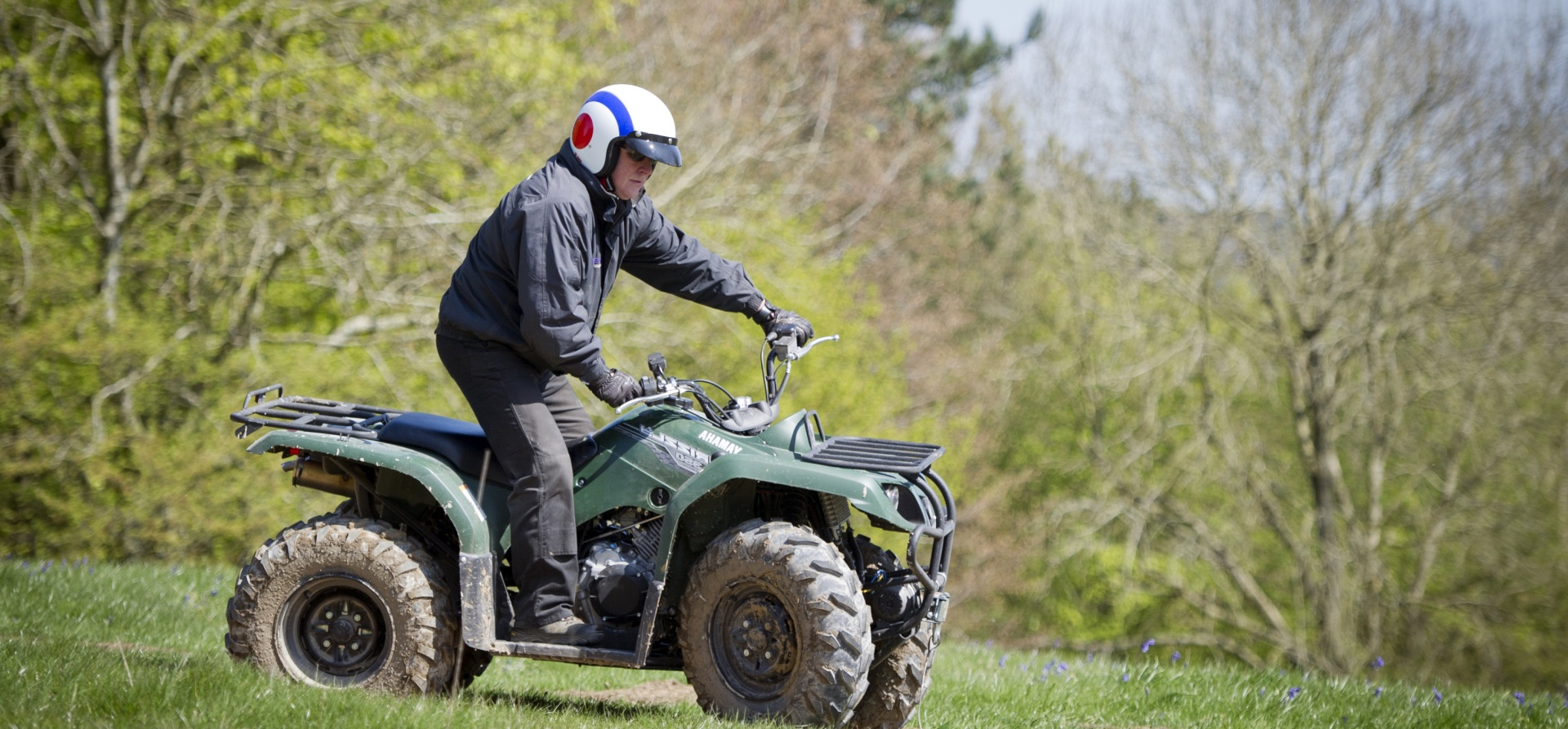 Quad Bike Introduction Thrill - Kent-2