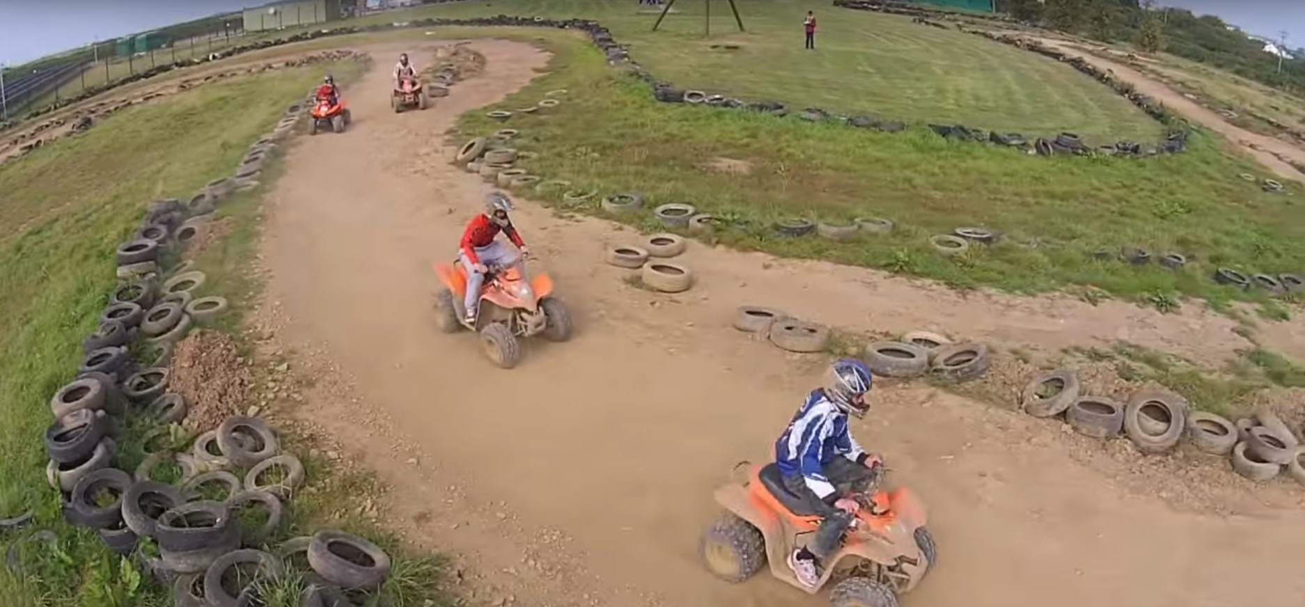 Quad Bike Racing Experience in Wales-1