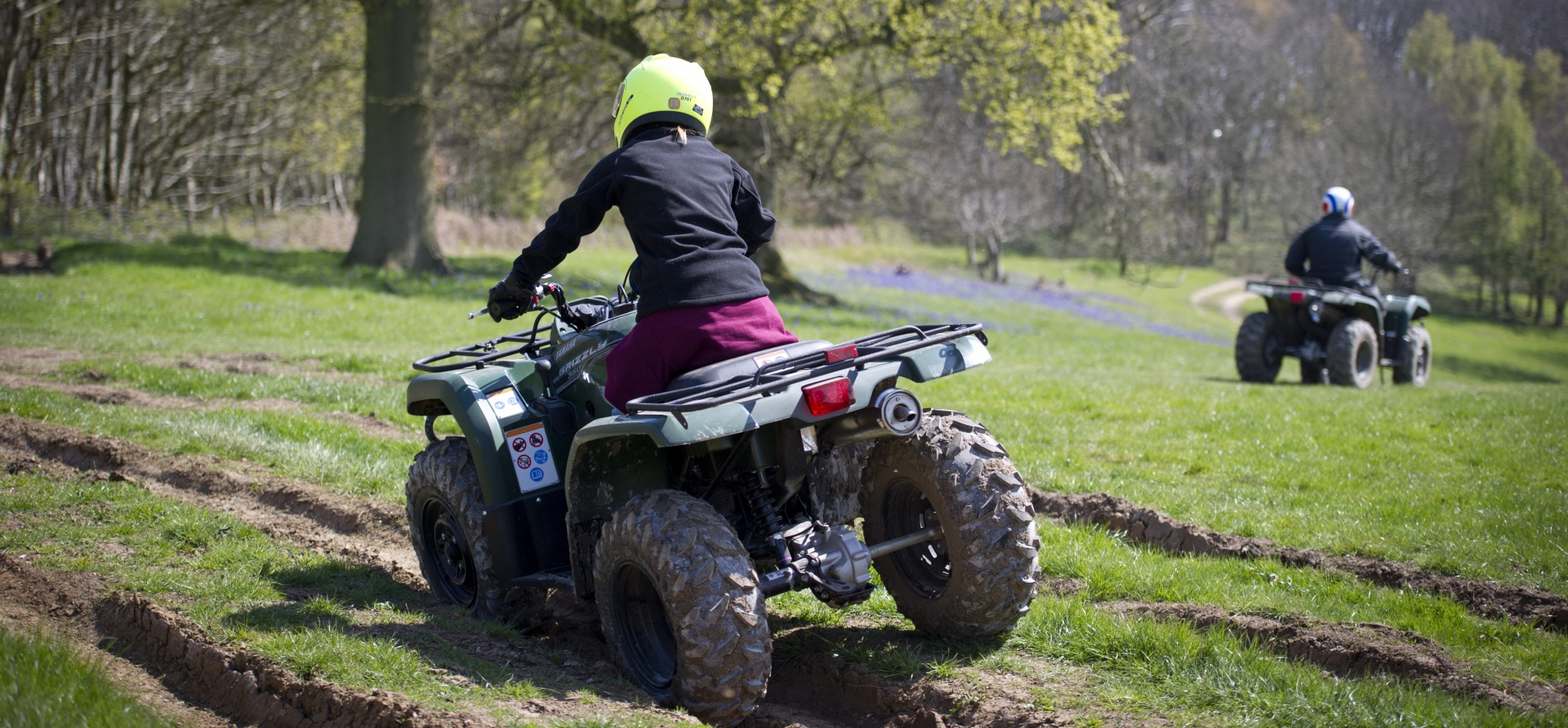 Quad Bike Introduction Thrill - Kent-1