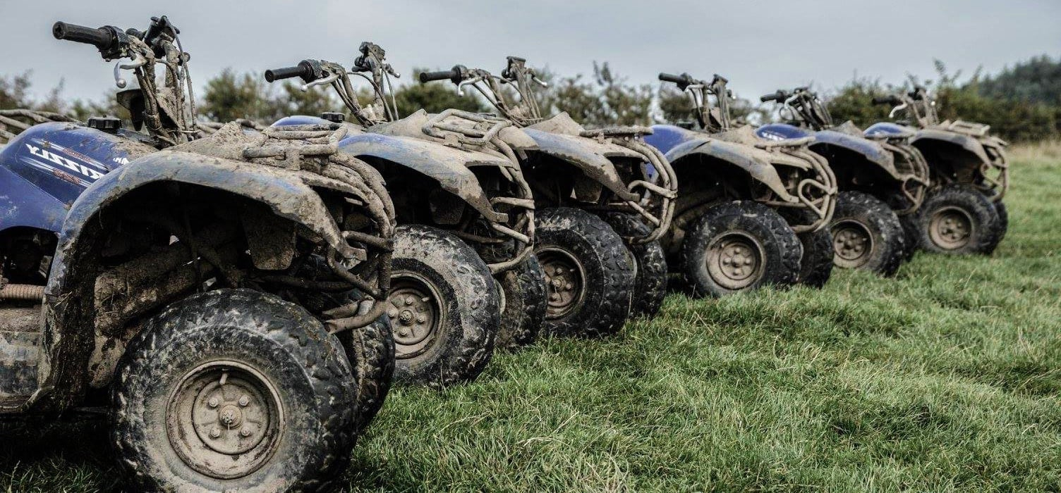 One Hour Quad Bike Trek - Durham-2