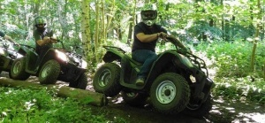 Quad Bike & Glamping Experience in Yorkshire-4