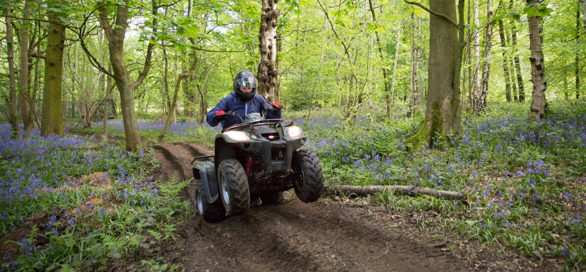 Ultimate Quad Biking and Axe Throwing Experience for Two-8