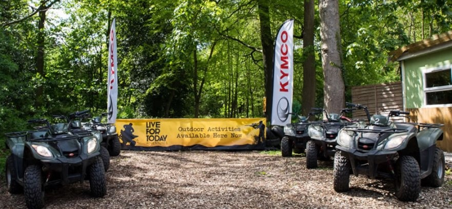 Ultimate Quad Biking and Axe Throwing Experience for Two-10