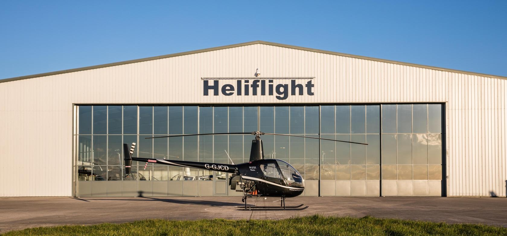 R22 Helicopter Trial Flight Lesson in Gloucestershire (30 Mins)-2