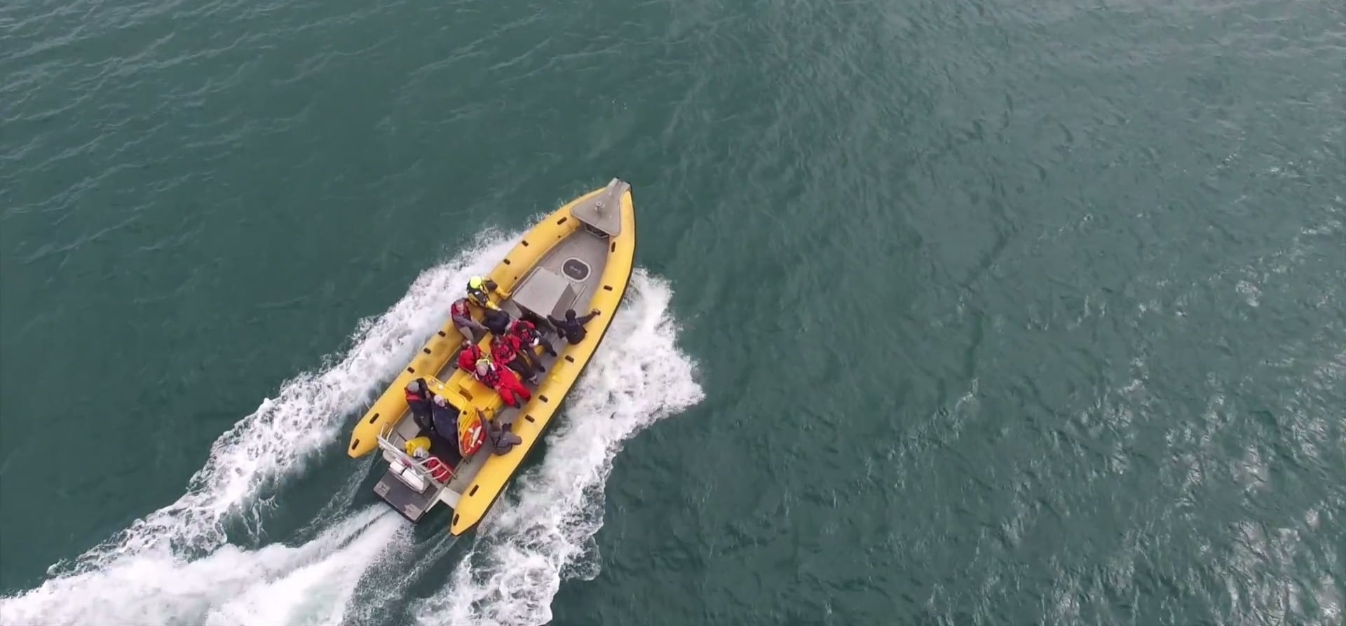 Jet Therapy RIB Ride Pembrokeshire - Kids-1
