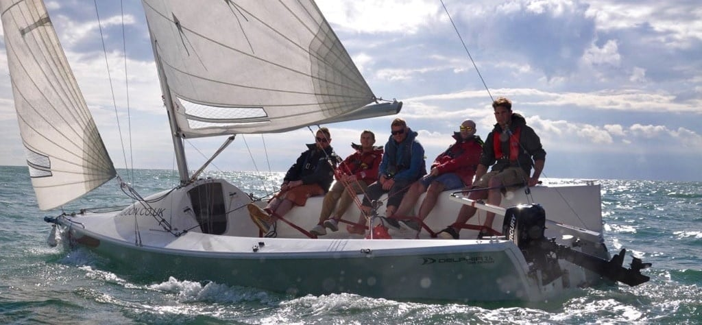 Yacht Racing Experience in Brighton-4