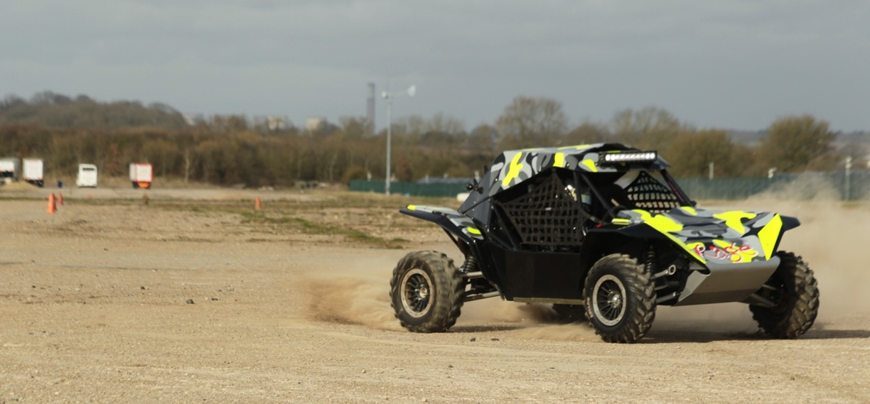 Shakedown Rally Driving Experience In Essex