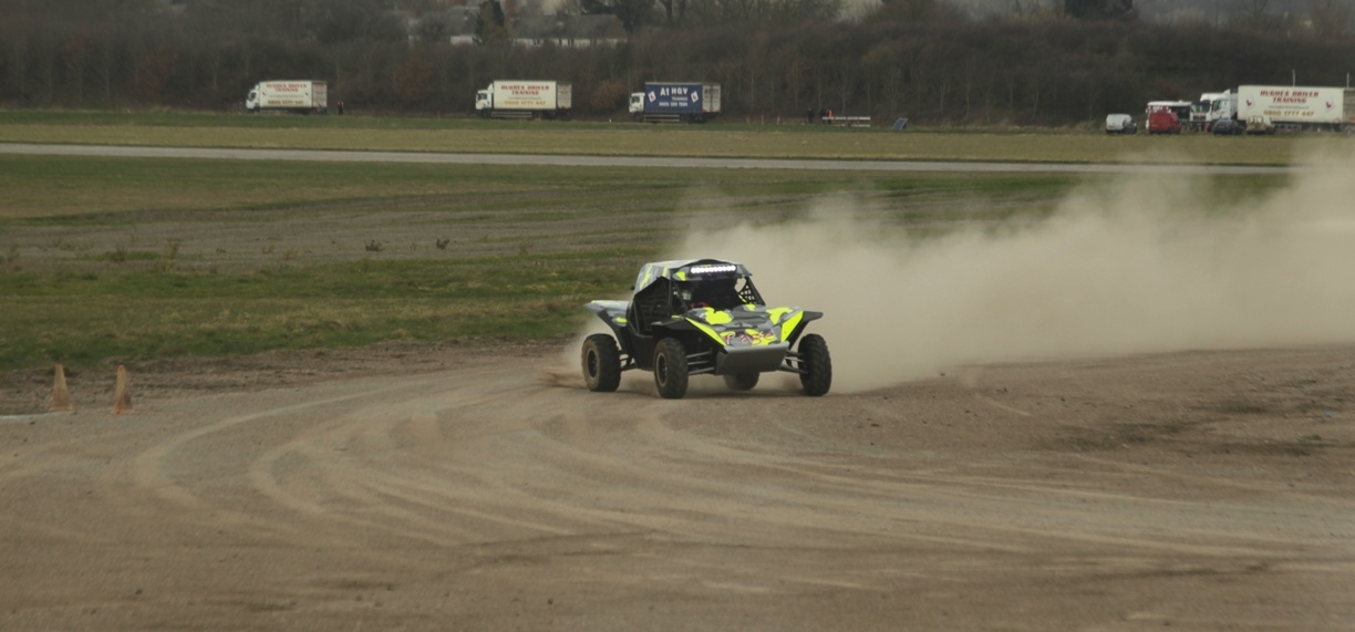 Rage Motorsport Dirt Buggy Passenger Ride