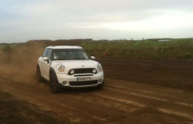 Rally Driving Mini Cooper Experience 3 Laps in Essex.jpg