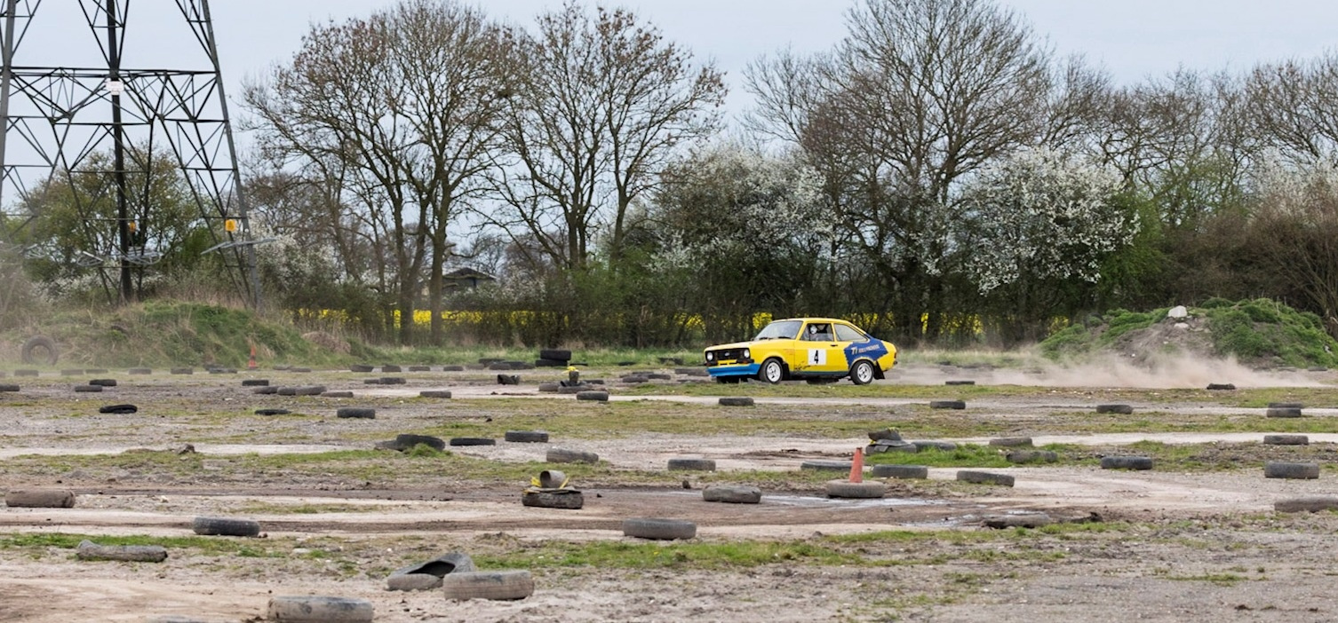 Yorkshire Rally Driving Experience