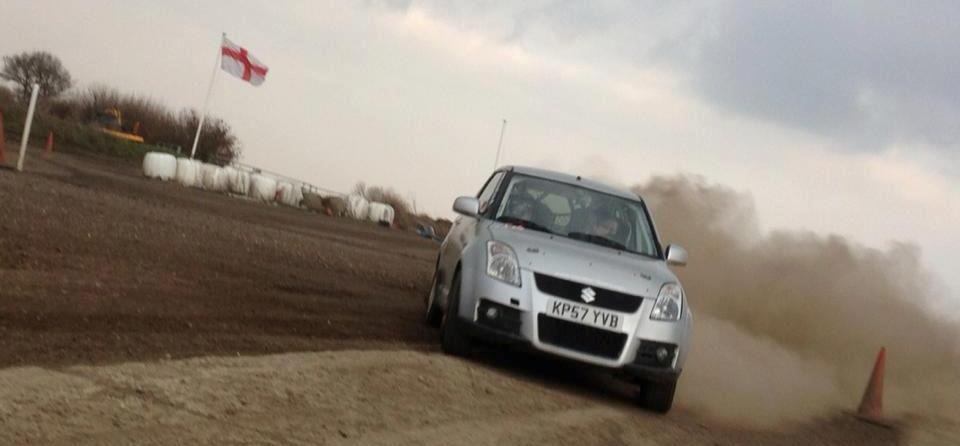 Suzuki Swift Cup Car 3 lap Blast in Essex-4