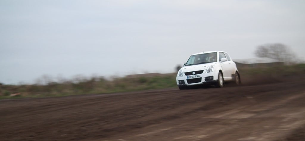 Suzuki Swift Cup Car 3 lap Blast in Essex-5