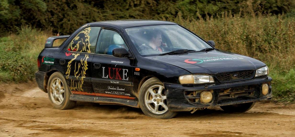 Rally Driving Experience in Northamptonshire-2
