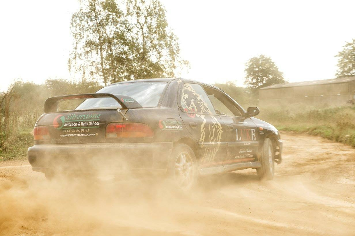 Rally Driving Experience In Northamptonshire