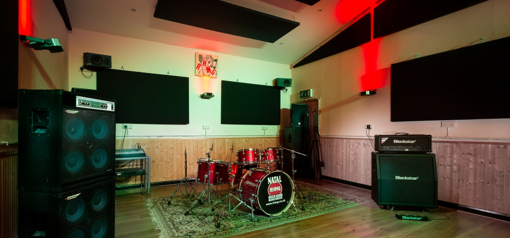 Two Hour Recording Studio Session in Blackpool-3