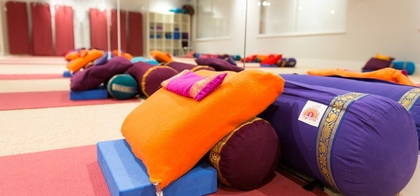 Red Hot Yoga - 5 Class Card For 1 Person In Surrey