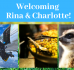 Welcoming Charlotte and Rina - Our New Interns!