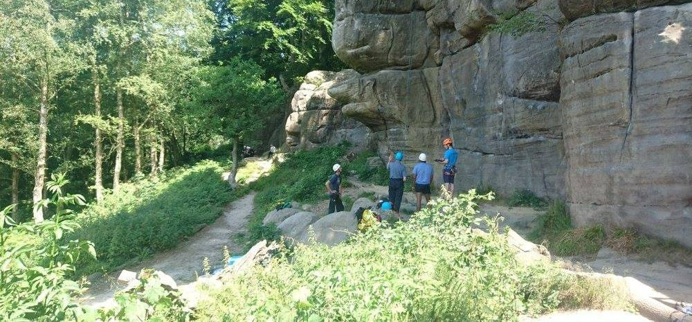 Sussex Rock Climbing Experience-2