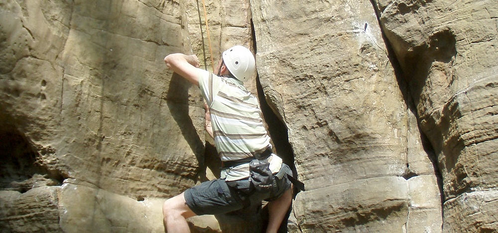 Sussex Rock Climbing Experience-10