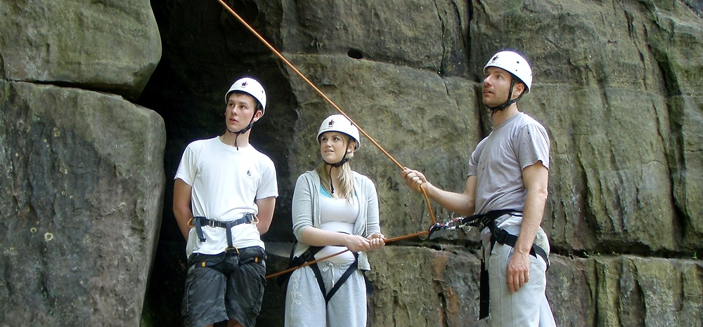 Sussex Rock Climbing Experience-8