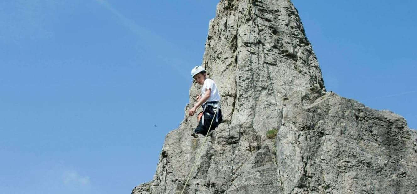 Rock Climbing and Abseiling in Manchester-4