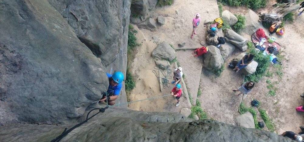 Sussex Rock Climbing Experience-6